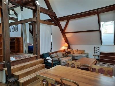 T2 meublé A LOUER - DIVONNE LES BAINS - 70,85 m2 - 1800 € charges comprises par mois