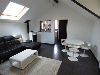 APARTMENT 4 ROOMS FOR SALE - DIVONNE LES BAINS - 65,6 m2 - 359000 €