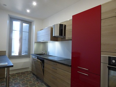 APARTMENT 2 ROOMS TO RENT - DIVONNE LES BAINS - 54,74 m2 - 1380 € including tenant fees